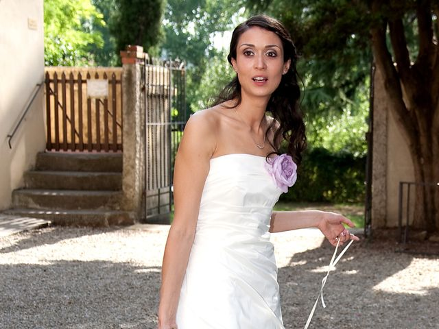 Il matrimonio di Ilaria e Manuel a Pontassieve, Firenze 55