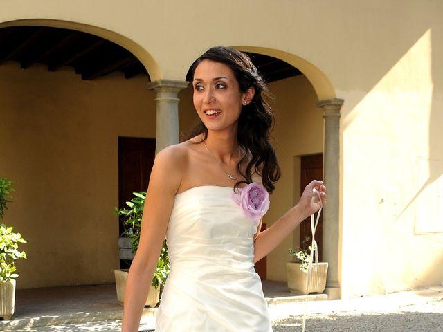 Il matrimonio di Ilaria e Manuel a Pontassieve, Firenze 56