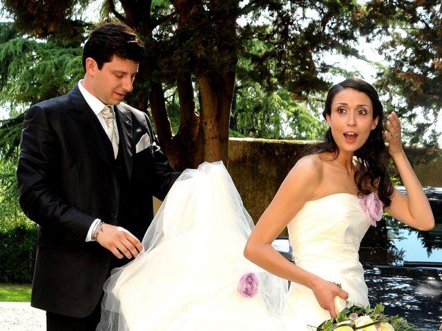 Il matrimonio di Ilaria e Manuel a Pontassieve, Firenze 58
