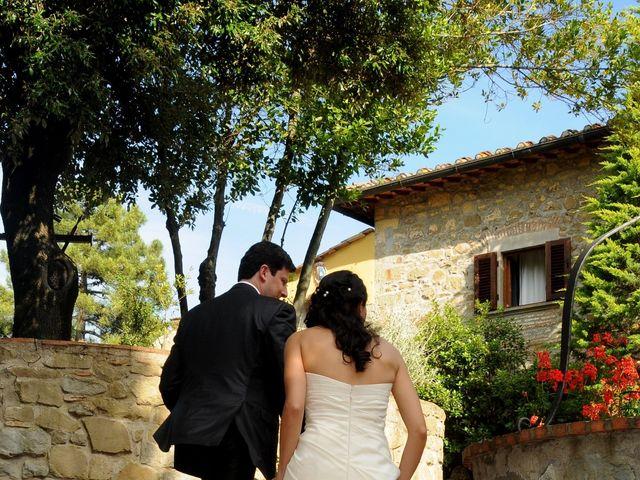 Il matrimonio di Ilaria e Manuel a Pontassieve, Firenze 59