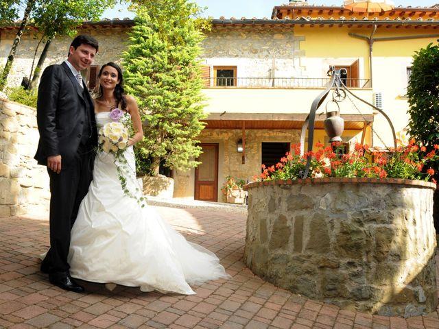 Il matrimonio di Ilaria e Manuel a Pontassieve, Firenze 60