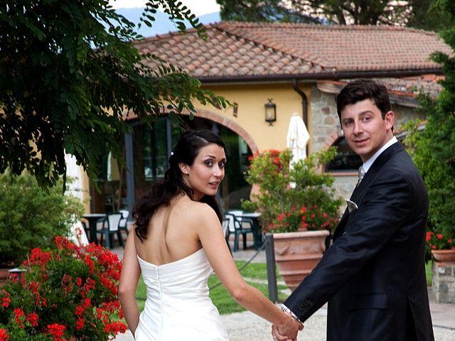 Il matrimonio di Ilaria e Manuel a Pontassieve, Firenze 61