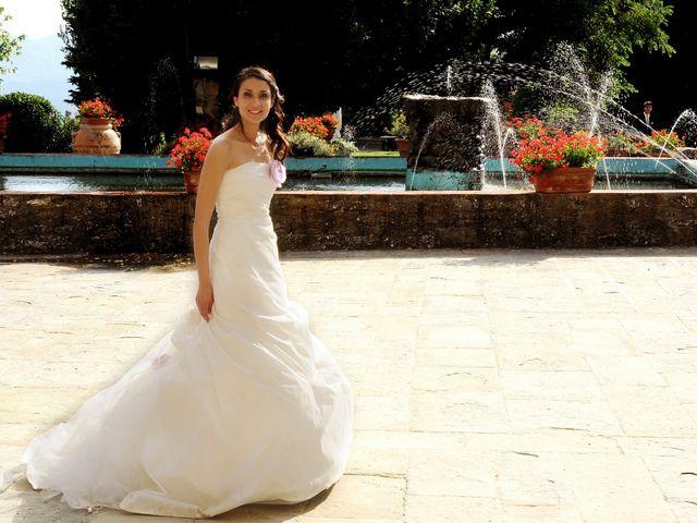 Il matrimonio di Ilaria e Manuel a Pontassieve, Firenze 73