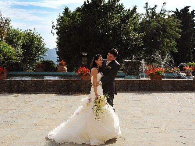 Il matrimonio di Ilaria e Manuel a Pontassieve, Firenze 74