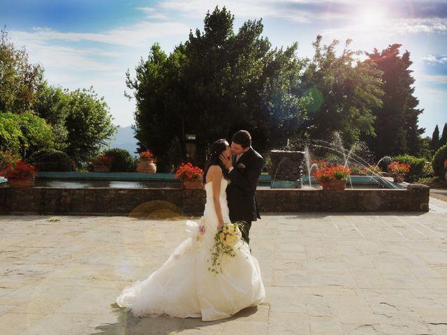 Il matrimonio di Ilaria e Manuel a Pontassieve, Firenze 1