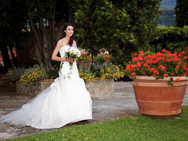 Il matrimonio di Ilaria e Manuel a Pontassieve, Firenze 80