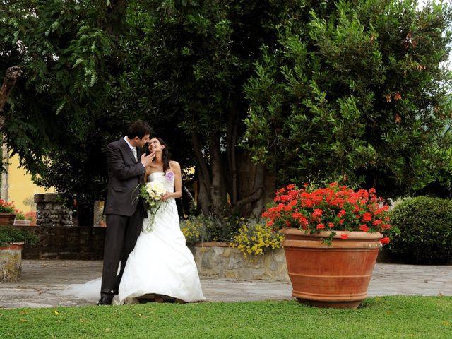 Il matrimonio di Ilaria e Manuel a Pontassieve, Firenze 81