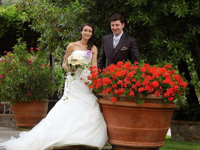 Il matrimonio di Ilaria e Manuel a Pontassieve, Firenze 82