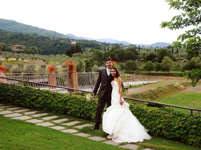 Il matrimonio di Ilaria e Manuel a Pontassieve, Firenze 86