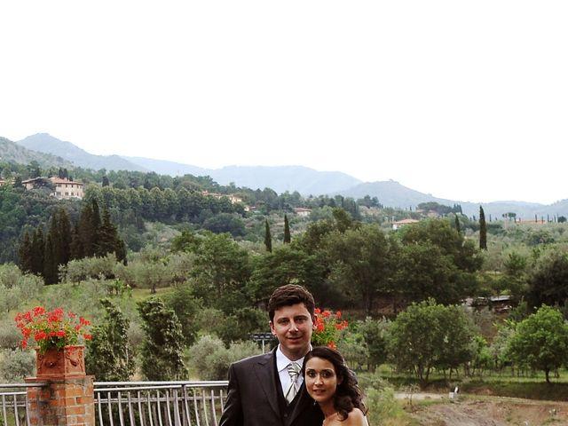 Il matrimonio di Ilaria e Manuel a Pontassieve, Firenze 87