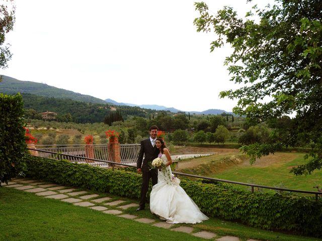 Il matrimonio di Ilaria e Manuel a Pontassieve, Firenze 88