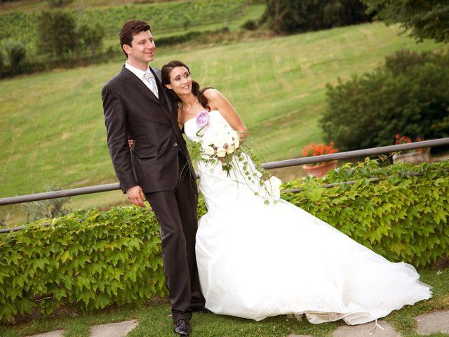 Il matrimonio di Ilaria e Manuel a Pontassieve, Firenze 89