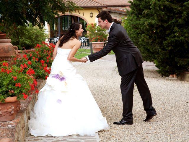 Il matrimonio di Ilaria e Manuel a Pontassieve, Firenze 91