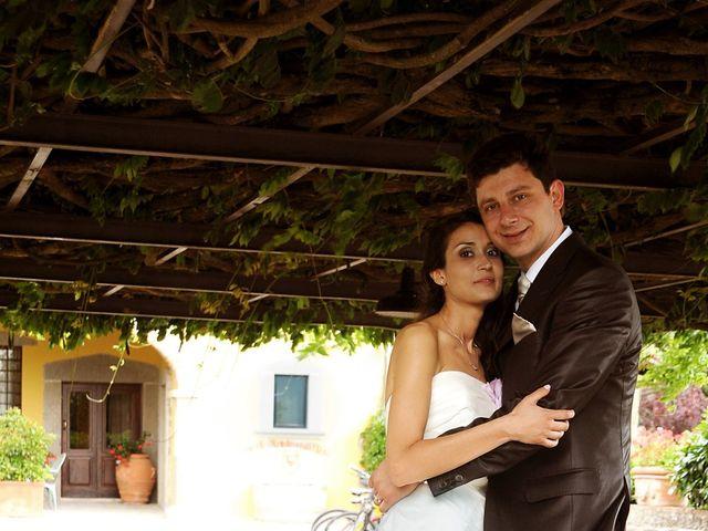 Il matrimonio di Ilaria e Manuel a Pontassieve, Firenze 94