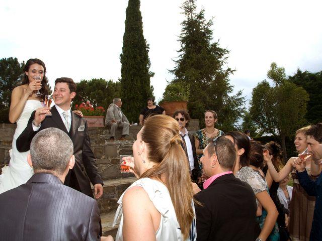 Il matrimonio di Ilaria e Manuel a Pontassieve, Firenze 126