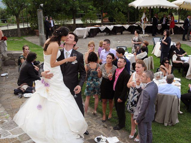 Il matrimonio di Ilaria e Manuel a Pontassieve, Firenze 127