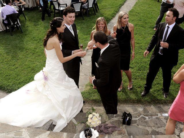 Il matrimonio di Ilaria e Manuel a Pontassieve, Firenze 128