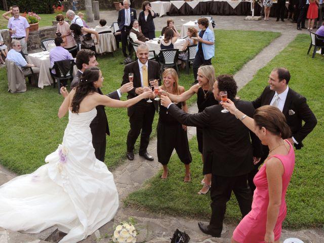 Il matrimonio di Ilaria e Manuel a Pontassieve, Firenze 133