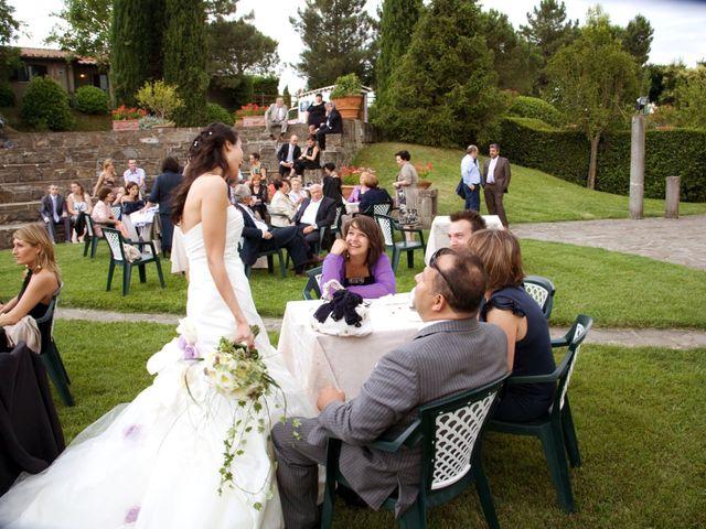Il matrimonio di Ilaria e Manuel a Pontassieve, Firenze 137
