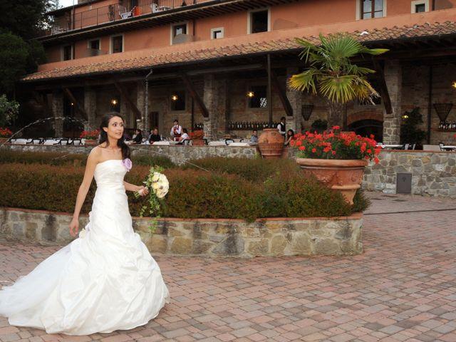 Il matrimonio di Ilaria e Manuel a Pontassieve, Firenze 139