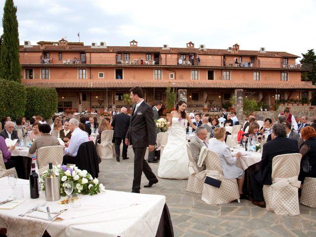 Il matrimonio di Ilaria e Manuel a Pontassieve, Firenze 142