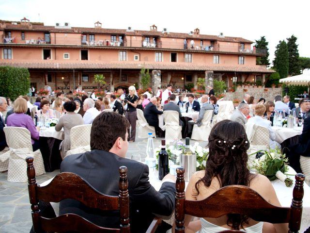 Il matrimonio di Ilaria e Manuel a Pontassieve, Firenze 143