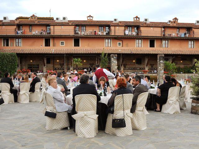 Il matrimonio di Ilaria e Manuel a Pontassieve, Firenze 145