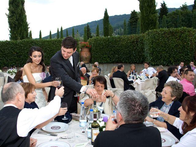 Il matrimonio di Ilaria e Manuel a Pontassieve, Firenze 147