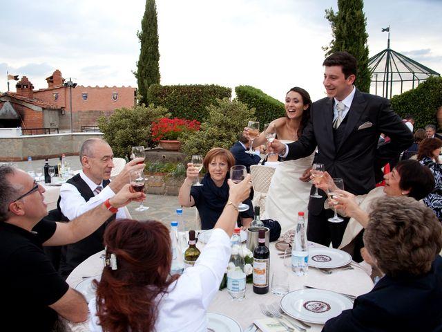 Il matrimonio di Ilaria e Manuel a Pontassieve, Firenze 148