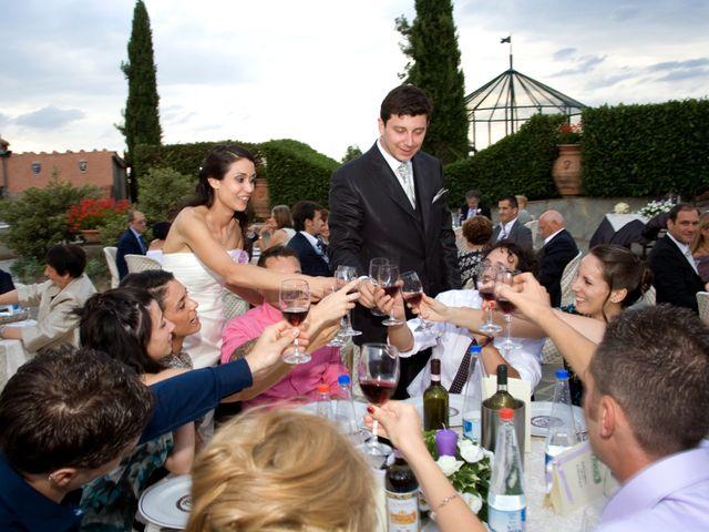 Il matrimonio di Ilaria e Manuel a Pontassieve, Firenze 149