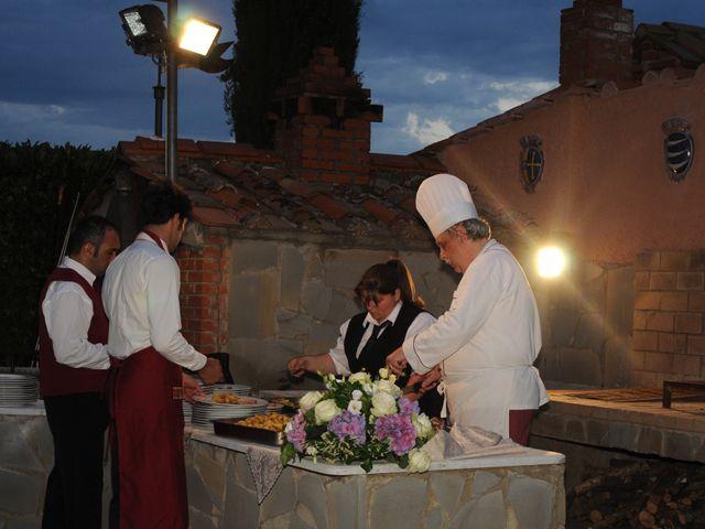 Il matrimonio di Ilaria e Manuel a Pontassieve, Firenze 152