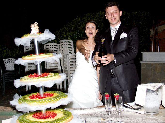Il matrimonio di Ilaria e Manuel a Pontassieve, Firenze 158