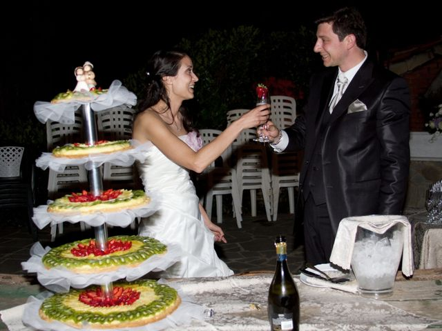 Il matrimonio di Ilaria e Manuel a Pontassieve, Firenze 160