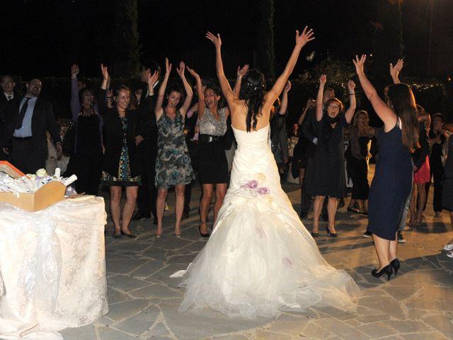 Il matrimonio di Ilaria e Manuel a Pontassieve, Firenze 165