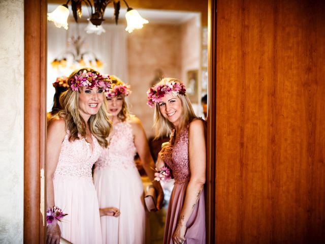 Il matrimonio di Gianluca e Pamela a Casaprota, Rieti 8