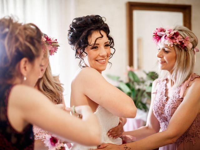 Il matrimonio di Gianluca e Pamela a Casaprota, Rieti 9