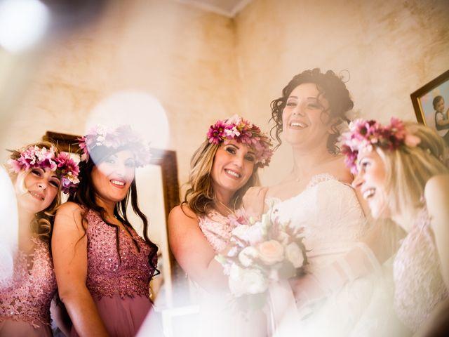 Il matrimonio di Gianluca e Pamela a Casaprota, Rieti 10