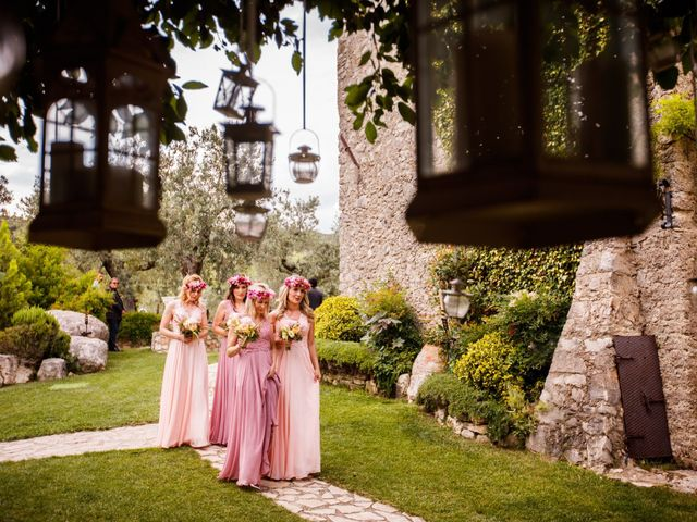 Il matrimonio di Gianluca e Pamela a Casaprota, Rieti 14