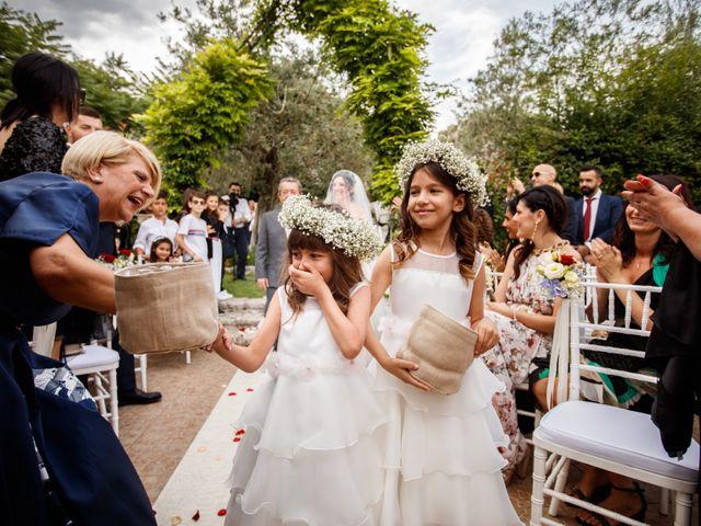 Il matrimonio di Gianluca e Pamela a Casaprota, Rieti 16