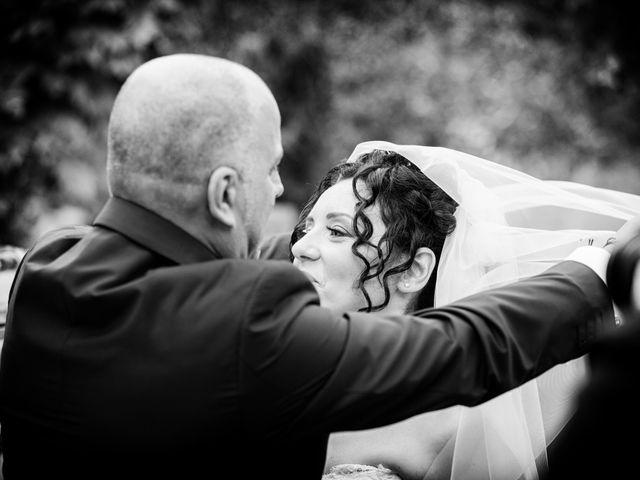 Il matrimonio di Gianluca e Pamela a Casaprota, Rieti 17