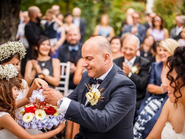Il matrimonio di Gianluca e Pamela a Casaprota, Rieti 20