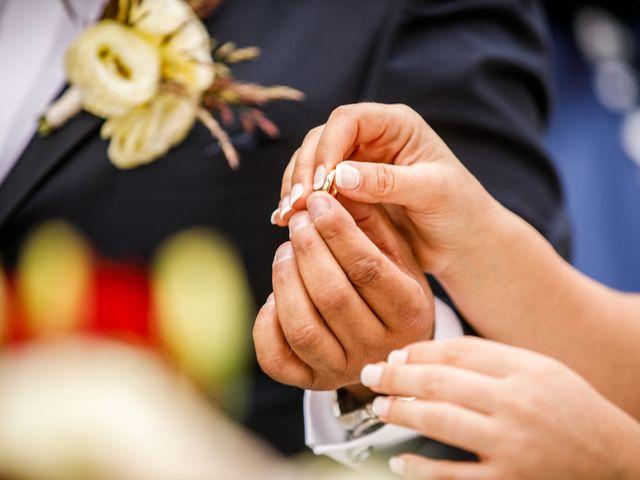 Il matrimonio di Gianluca e Pamela a Casaprota, Rieti 21