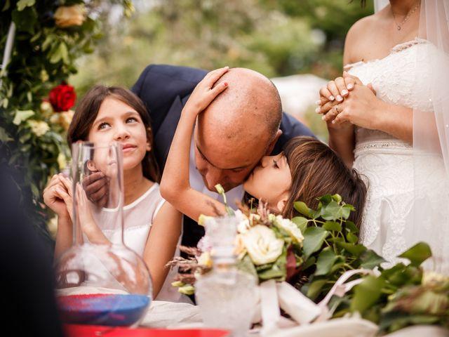 Il matrimonio di Gianluca e Pamela a Casaprota, Rieti 24