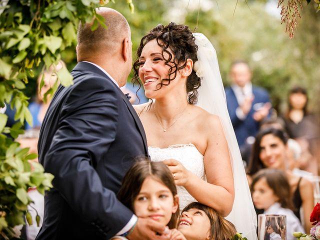 Il matrimonio di Gianluca e Pamela a Casaprota, Rieti 25
