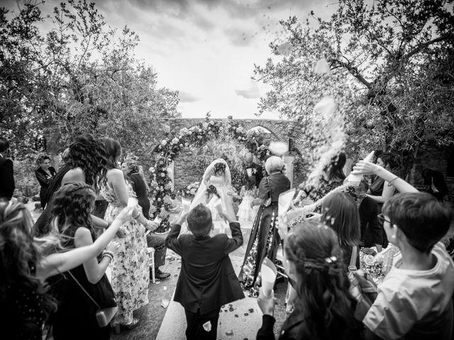 Il matrimonio di Gianluca e Pamela a Casaprota, Rieti 26