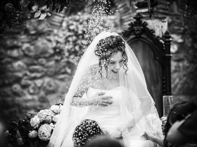 Il matrimonio di Gianluca e Pamela a Casaprota, Rieti 27