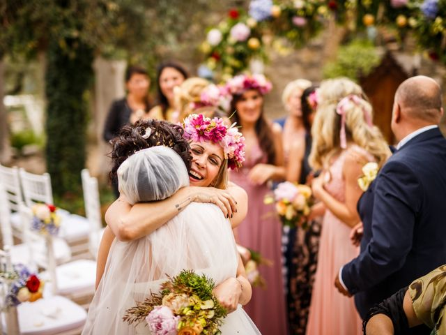 Il matrimonio di Gianluca e Pamela a Casaprota, Rieti 28