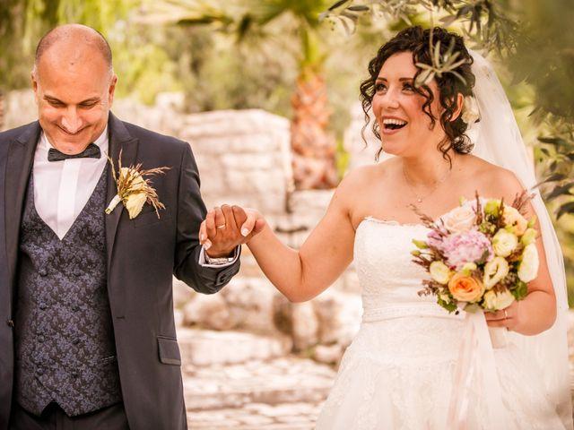 Il matrimonio di Gianluca e Pamela a Casaprota, Rieti 29