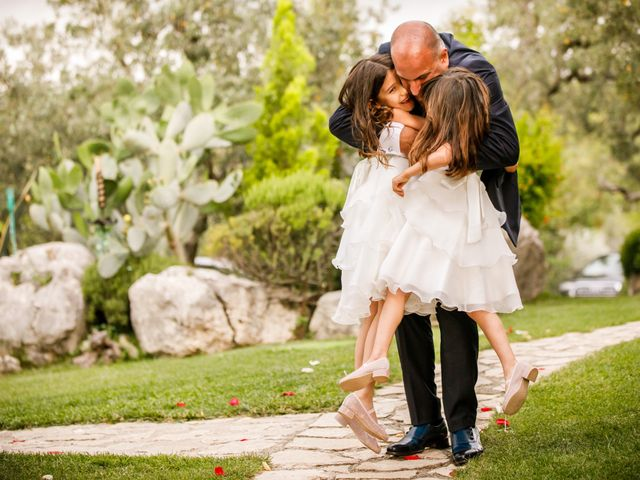 Il matrimonio di Gianluca e Pamela a Casaprota, Rieti 30