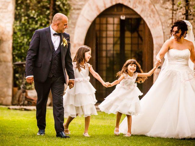 Il matrimonio di Gianluca e Pamela a Casaprota, Rieti 33